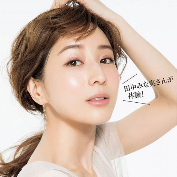田中みな実 凄いフェロモンのパーフェクトバディエロ画像29枚のb01枚目