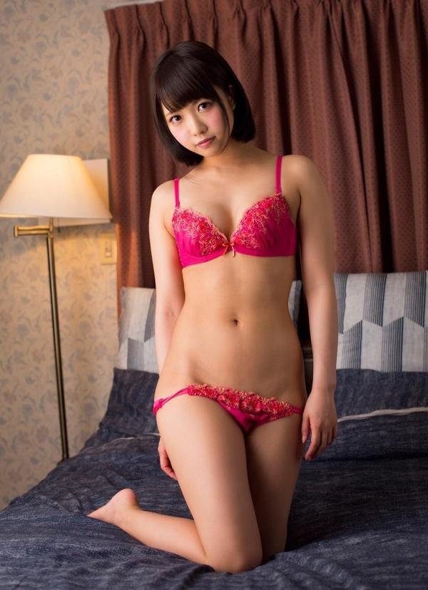 戸田真琴 ショートボブの美少女ヌード画像 067