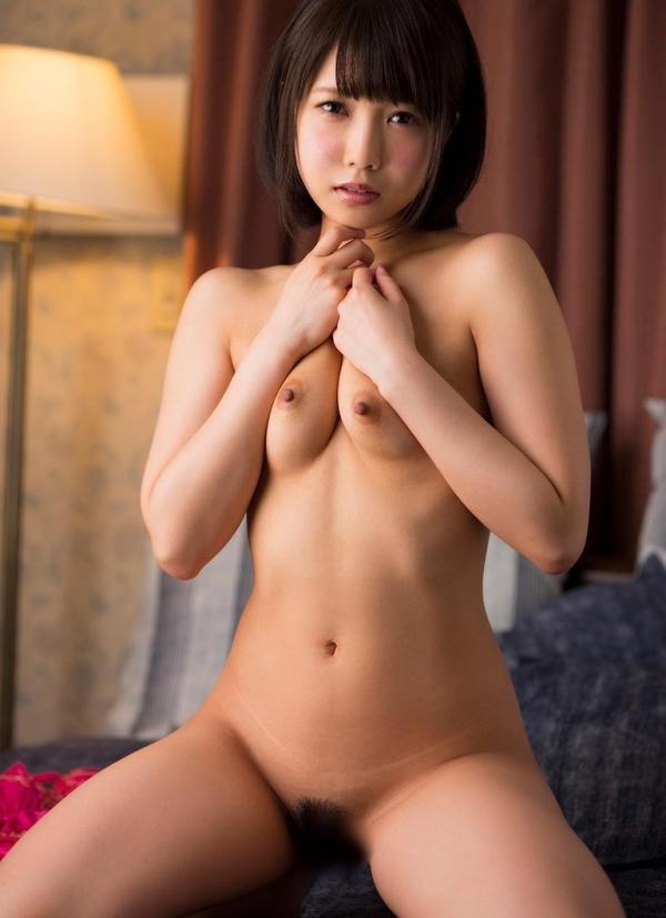 戸田真琴 ショートボブの美少女ヌード画像 069
