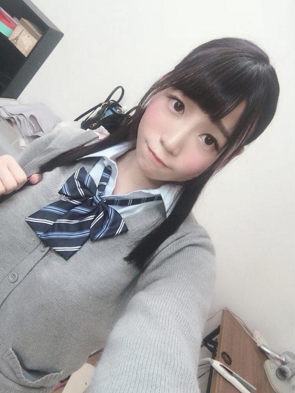富田優衣(萩野穂香)真正M女なAVアイドルエロ画像65枚のa011枚目