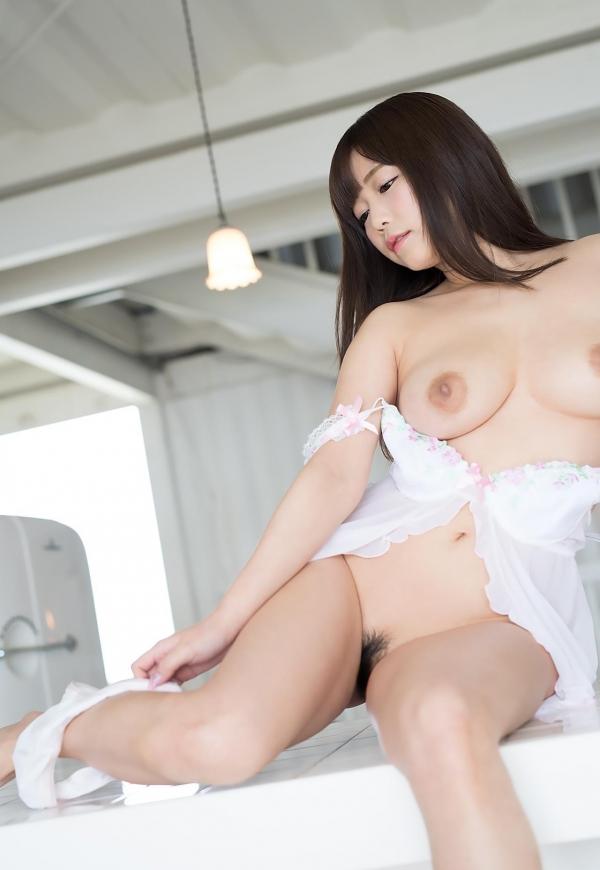 羽咲みはる 巨乳の元アイドルヌード画像120枚の006枚目