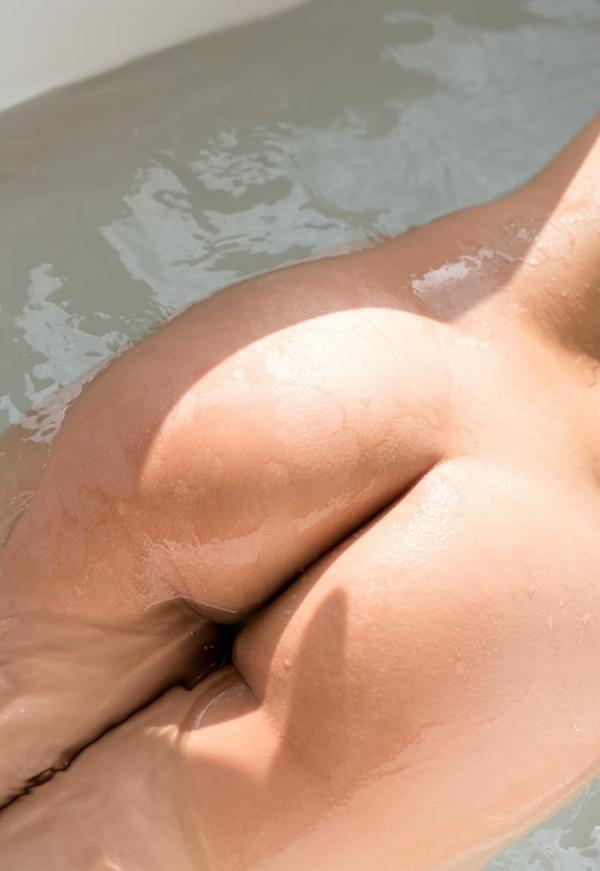 むっちりボディ 羽咲みはる 全裸で入浴中のエロ画像64枚のb009枚目