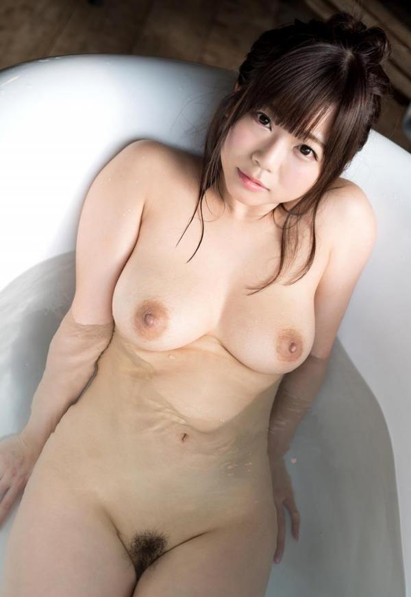むっちりボディ 羽咲みはる 全裸で入浴中のエロ画像64枚のb012枚目