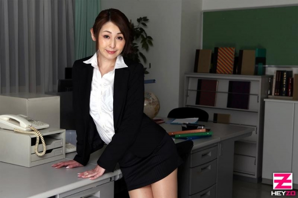美熟女 臼井さと美 美人女教師セックス画像35枚のb02枚目