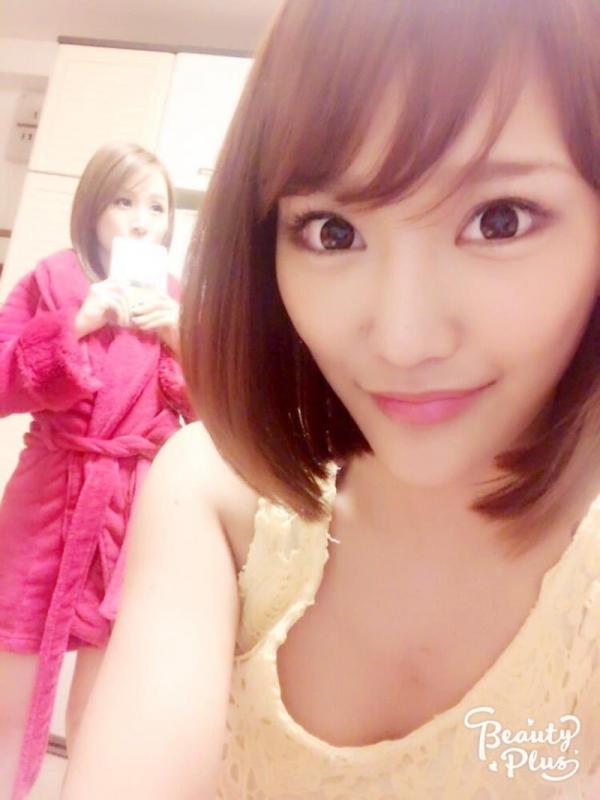 若菜奈央(吉沢ゆり)高身長10頭身のモデル系美女エロ画像57枚の004枚目