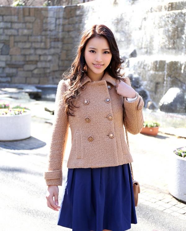 若菜奈央(吉沢ゆり)高身長10頭身のモデル系美女エロ画像57枚の020枚目