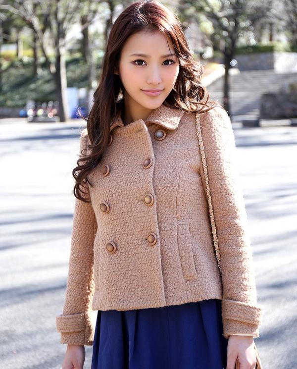 若菜奈央(吉沢ゆり)高身長10頭身のモデル系美女エロ画像57枚の021枚目