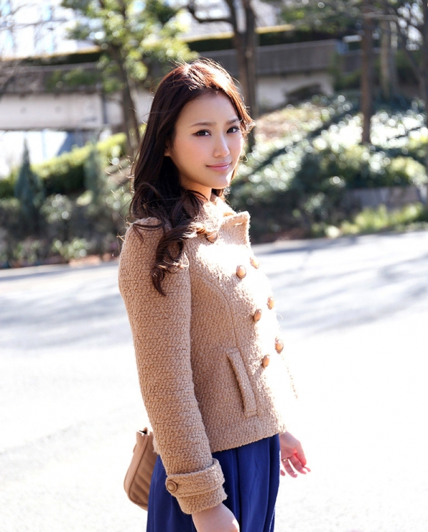 若菜奈央(吉沢ゆり)高身長10頭身のモデル系美女エロ画像57枚の2