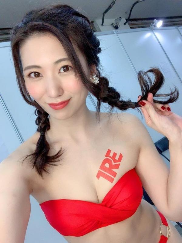 元女子アナ 山岸逢花 卑猥なお尻のスレンダー美女エロ画像45枚のa10枚目