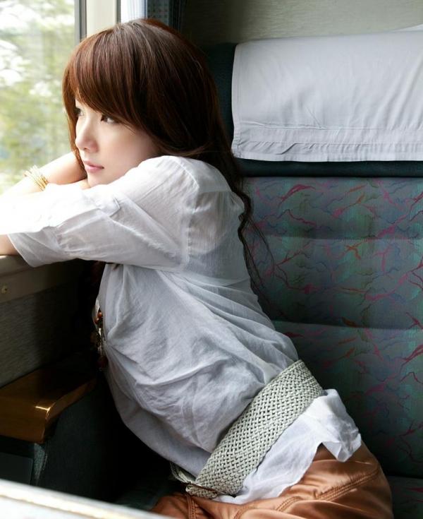 奥ゆかしい若妻  早乙女ルイ(矢沢優歩)温泉旅行エロ画像80枚の004枚目