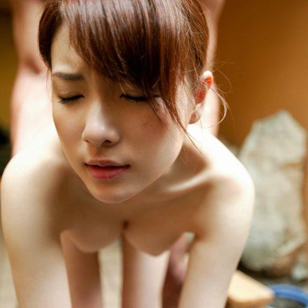 奥ゆかしい若妻 早乙女ルイ(矢沢優歩)温泉旅行エロ画像80枚