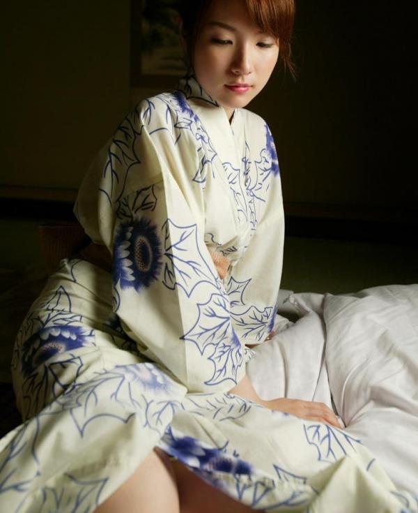 奥ゆかしい若妻  早乙女ルイ(矢沢優歩)温泉旅行エロ画像80枚の044枚目