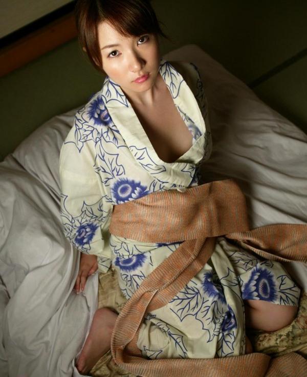 奥ゆかしい若妻  早乙女ルイ(矢沢優歩)温泉旅行エロ画像80枚の048枚目