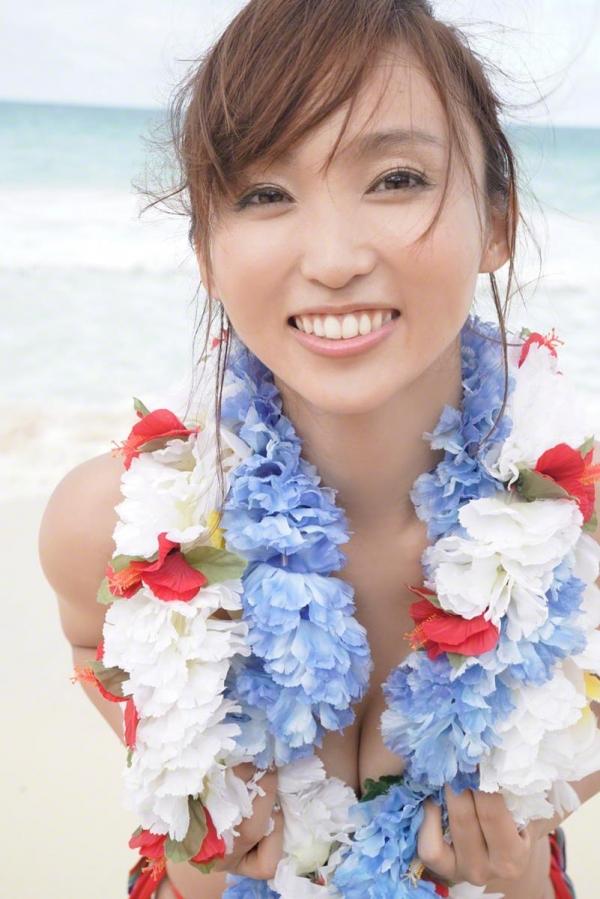 もう人妻になった吉木りさの水着画像120枚の024枚目
