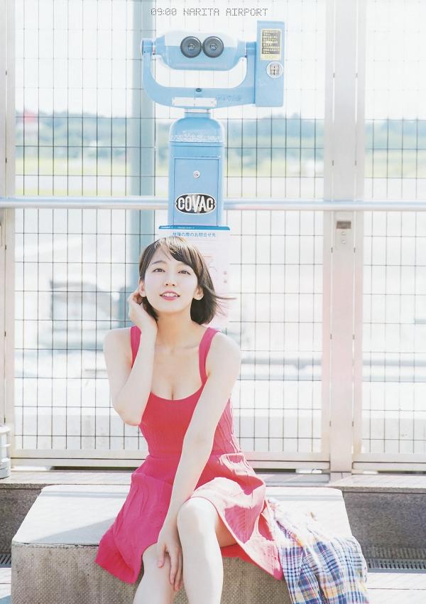 吉岡里帆(よしおかりほ)水着画像008