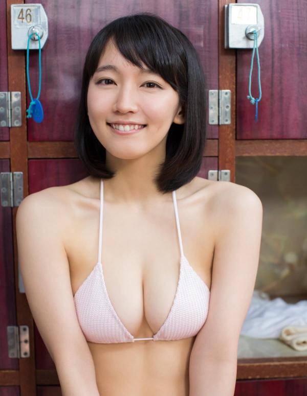 吉岡里帆(よしおかりほ)水着画像013