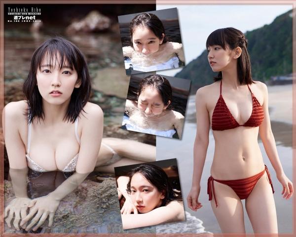 吉岡里帆(よしおかりほ)水着画像004