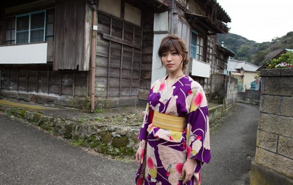 浴衣エロ画像 艶やかな和服美女のヌード100枚の014枚目