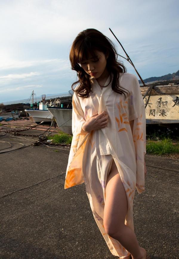 浴衣エロ画像 艶やかな和服美女のヌード100枚の038枚目