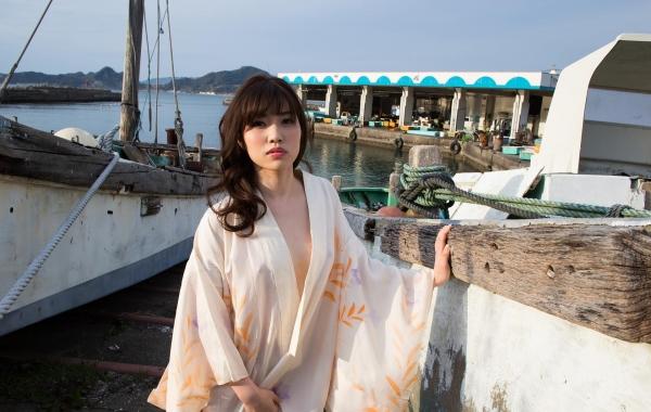 浴衣エロ画像 艶やかな和服美女のヌード100枚の040枚目