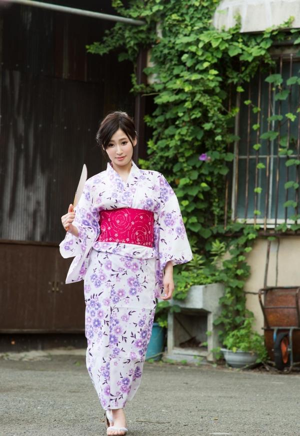 浴衣エロ画像 艶やかな和服美女のヌード100枚の041枚目