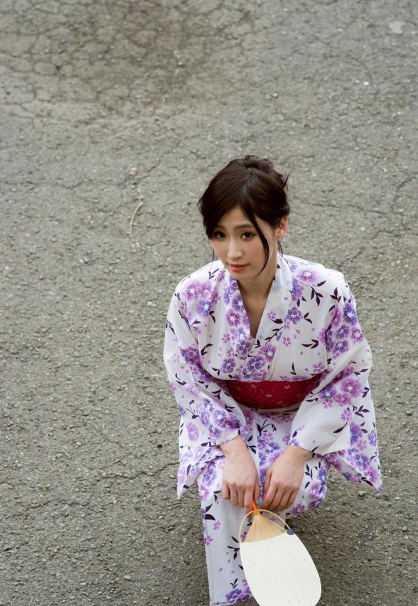 浴衣エロ画像 艶やかな和服美女のヌード100枚の044枚目