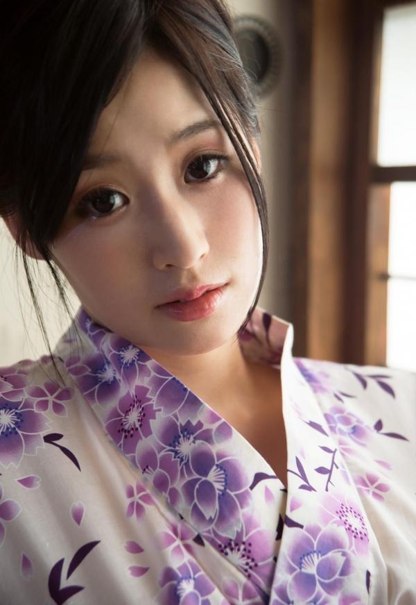浴衣エロ画像 艶やかな和服美女のヌード100枚の046枚目