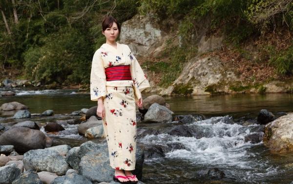 浴衣エロ画像 艶やかな和服美女のヌード100枚の062枚目