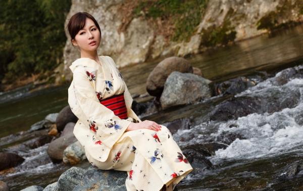 浴衣エロ画像 艶やかな和服美女のヌード100枚の064枚目