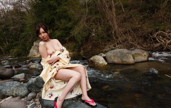 浴衣エロ画像 艶やかな和服美女のヌード100枚の068枚目