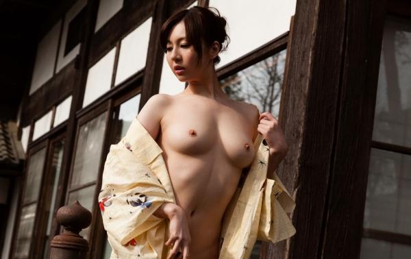 浴衣エロ画像 艶やかな和服美女のヌード100枚の074枚目