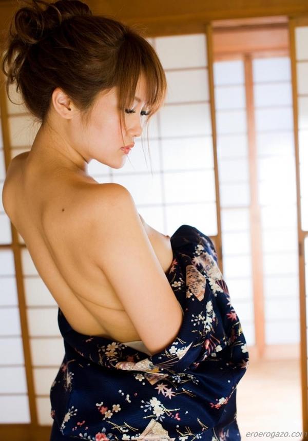 妖艶な浴衣姿のAV女優しっとりヌード画像60枚の030枚目
