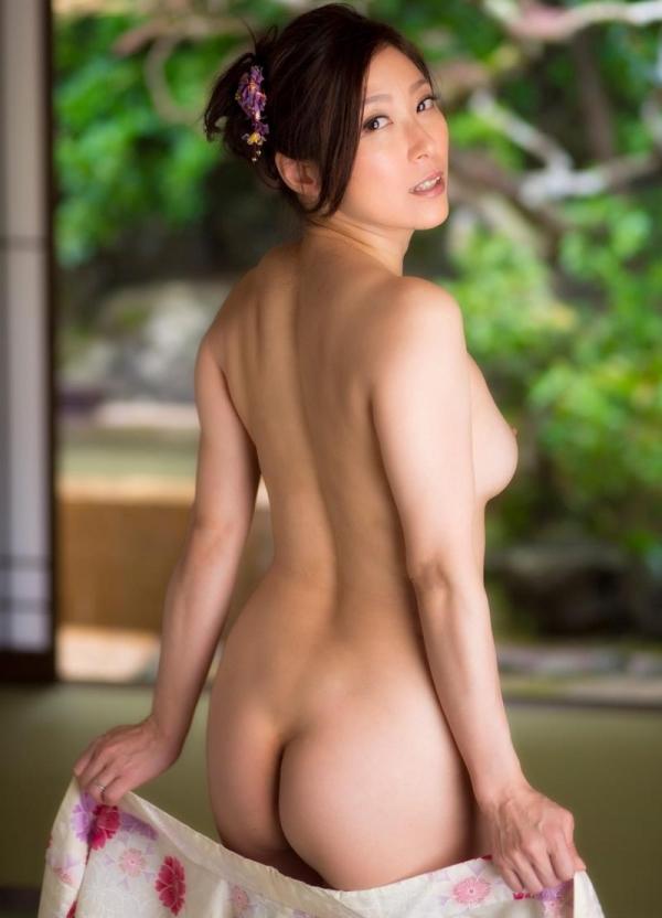 妖艶な熟女のしっとり浴衣姿 白木優子ヌード画像67枚の2