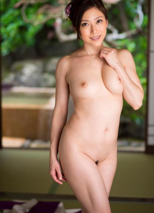 妖艶な熟女のしっとり浴衣姿 白木優子ヌード画像67枚の028枚目