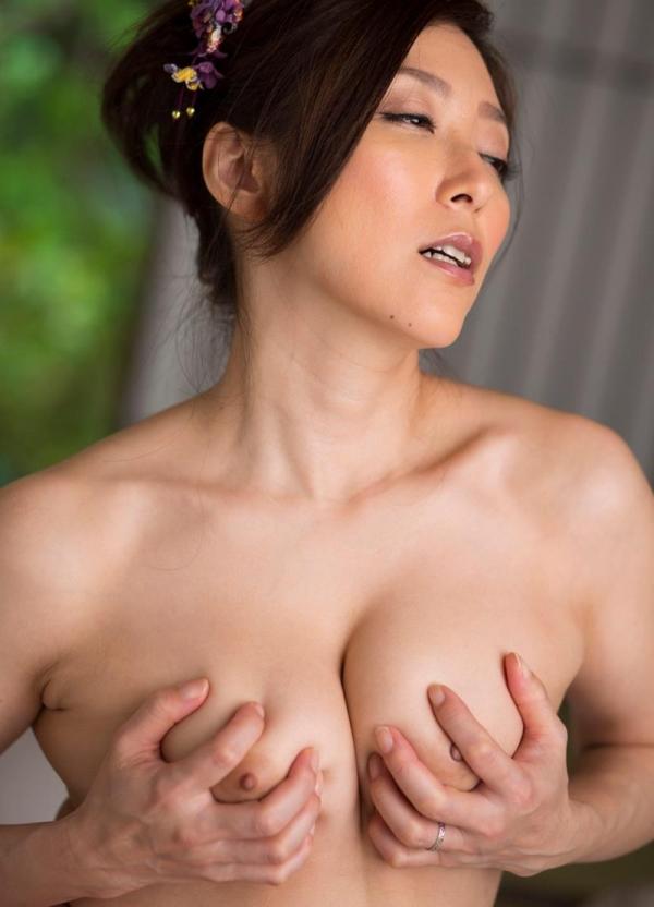 妖艶な熟女のしっとり浴衣姿 白木優子ヌード画像67枚の040枚目