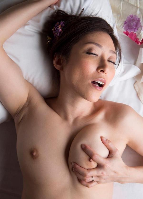 妖艶な熟女のしっとり浴衣姿 白木優子ヌード画像67枚の048枚目