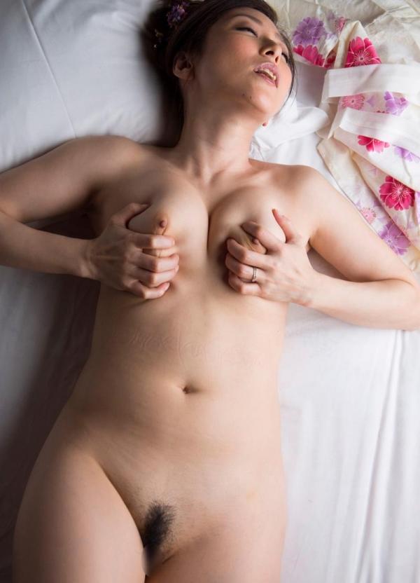 妖艶な熟女のしっとり浴衣姿 白木優子ヌード画像67枚の049枚目