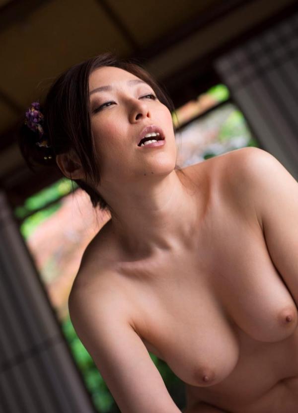 妖艶な熟女のしっとり浴衣姿 白木優子ヌード画像67枚の058枚目