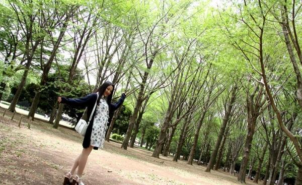 優木カリナ 黒髪ロングのスレンダー美女エロ画像90枚の013枚目