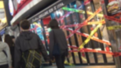 【ハロウィン 2019 in 渋谷】ハロウィンナンパ ひな/ポリス&ゆめ/バニー 1○9店員 300MAAN-486 七瀬ひな 愛須心亜 02