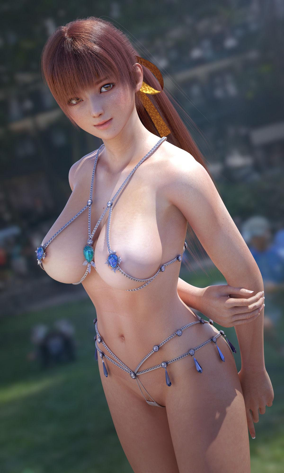 3DCG 霞
