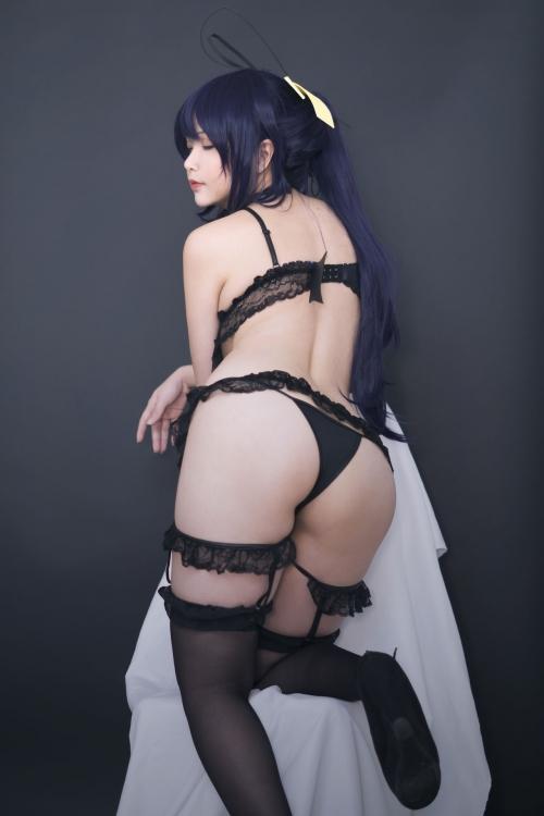 Hana Bunny 巨乳コスプレイヤー 37
