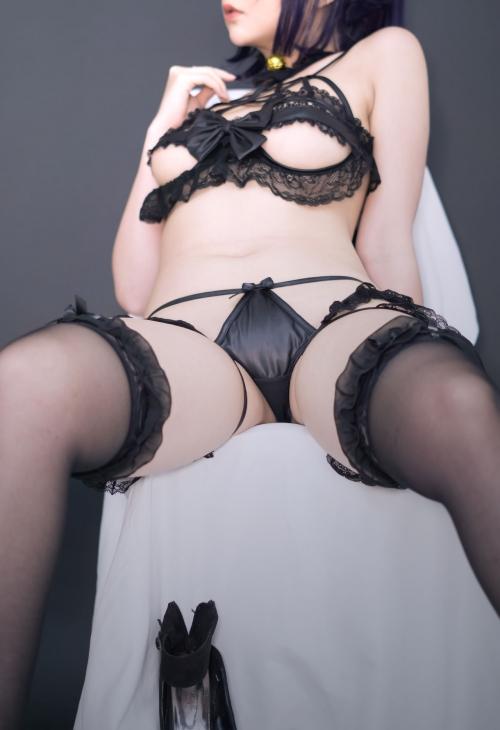 Hana Bunny 巨乳コスプレイヤー 40
