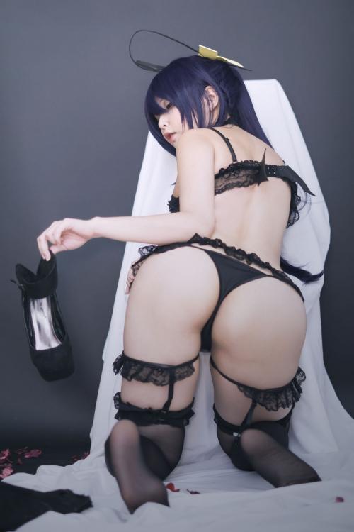 Hana Bunny 巨乳コスプレイヤー 41