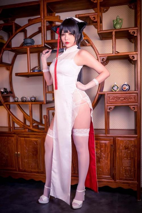 Hana Bunny 巨乳コスプレイヤー 58
