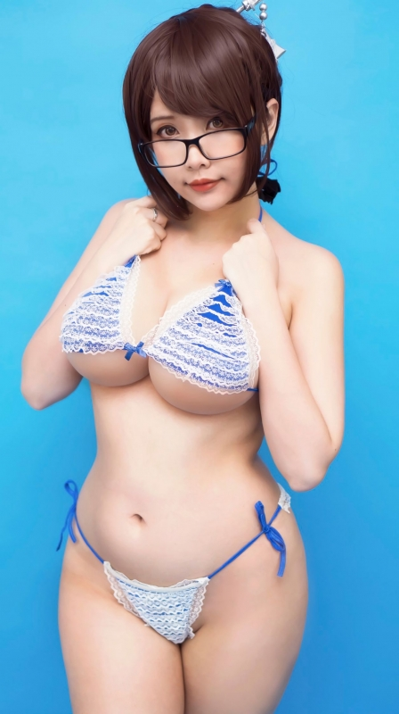 えちえちな巨乳フィギュア体型した、外人コスプレイヤー「Hana Bunny」画像 142枚