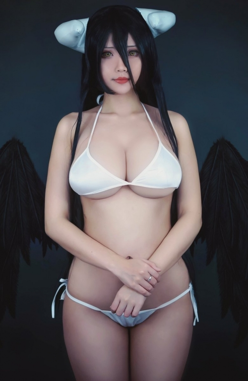 Hana Bunny 巨乳コスプレイヤー 121