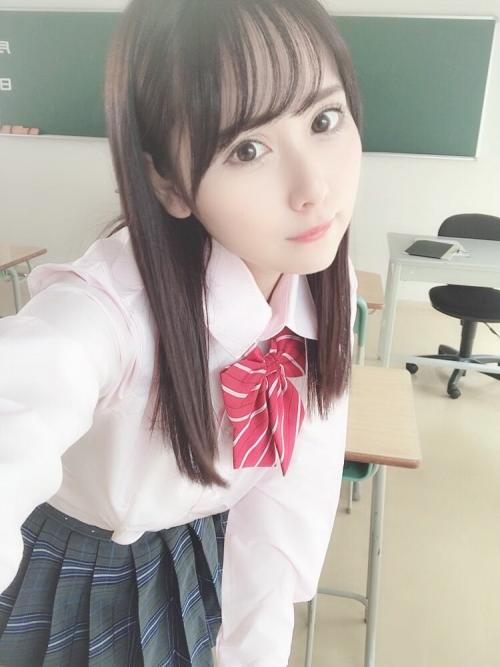 JK 制服 コスプレ女子校生 59