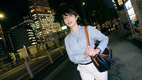 【SEXの逸材。】募集ちゃん ~求む。一般素人女性~つかさ 27歳 広告代理店 261ARA-410 永野つかさ 01