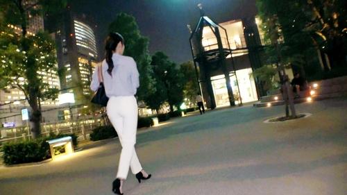 【SEXの逸材。】募集ちゃん ~求む。一般素人女性~つかさ 27歳 広告代理店 261ARA-410 永野つかさ 02